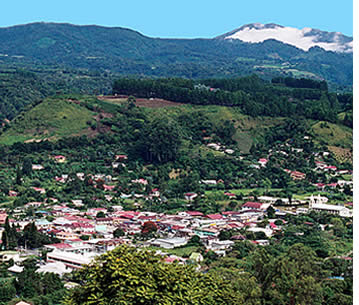 The town of Boquete in Panama is ideal for school groups traveling abroad to learn Spanish